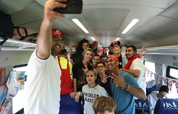 Purim Carnival Smile Train